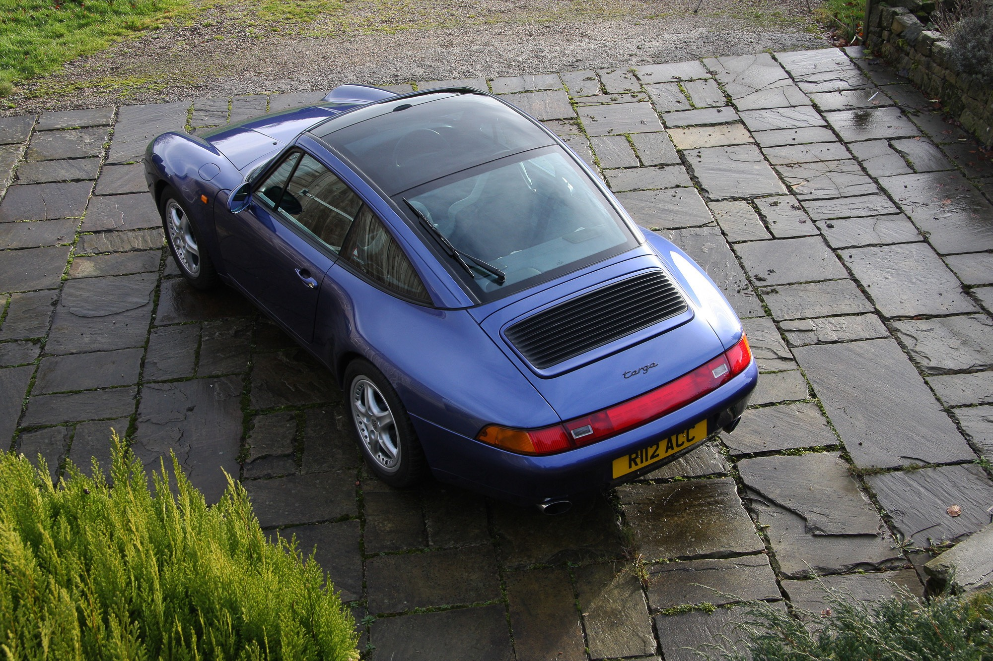 Porsche 993 Targa - Nick Cartwright - Ferrari Sales, Service