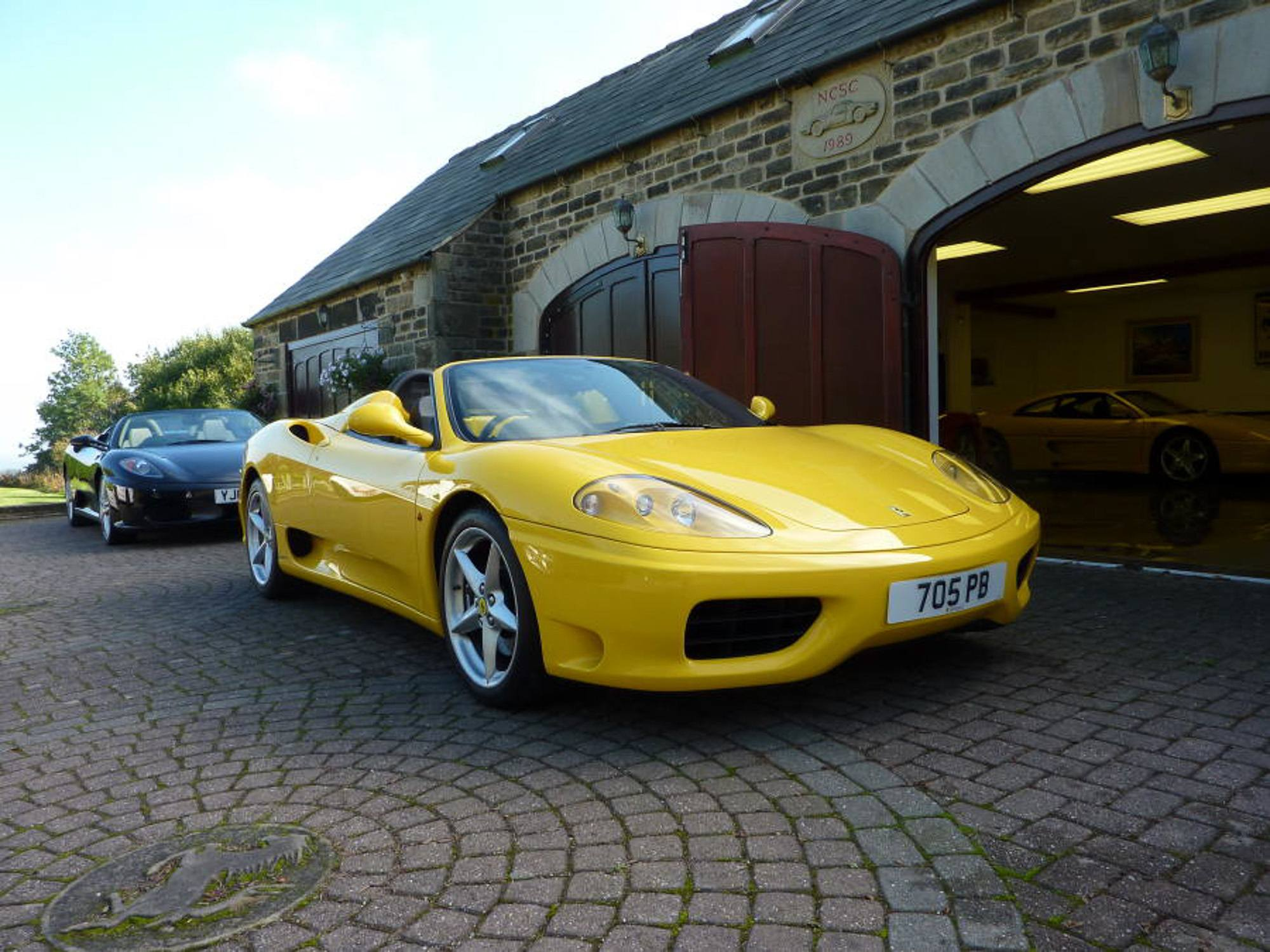 Ferrari 360 Spider Nick Cartwright Ferrari Sales