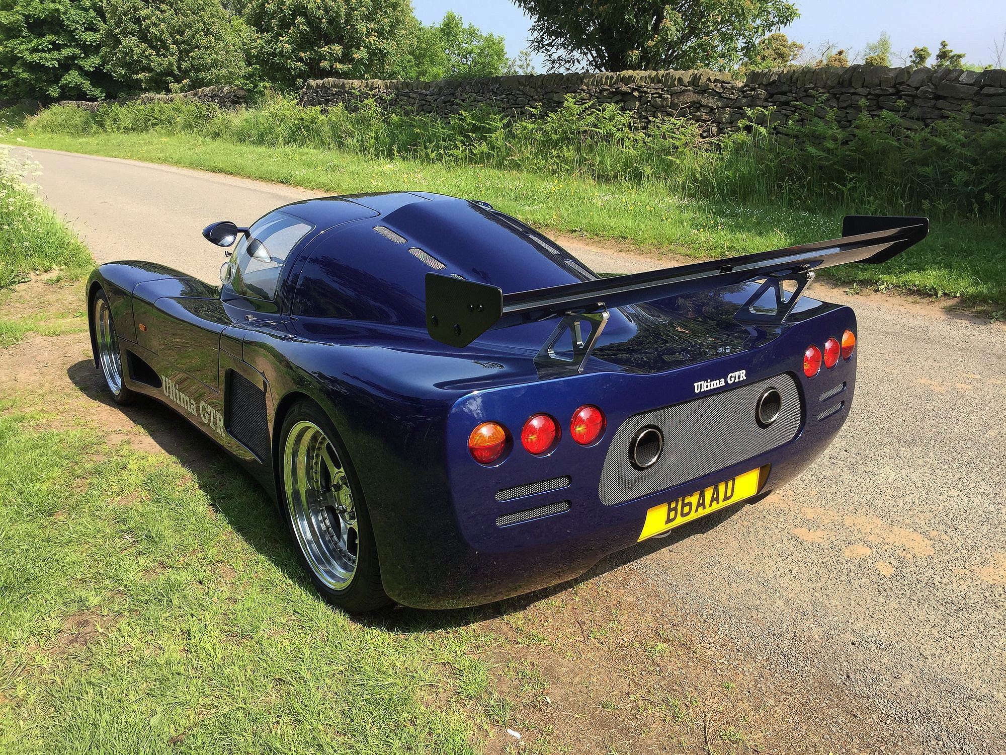 Ultima GTR Nick Cartwright Ferrari Sales Service And