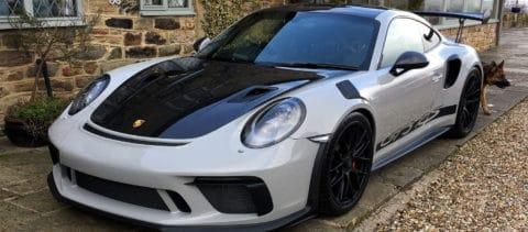 PORSCHE 911 (991) GT3 RS PDK Weissach pack aa